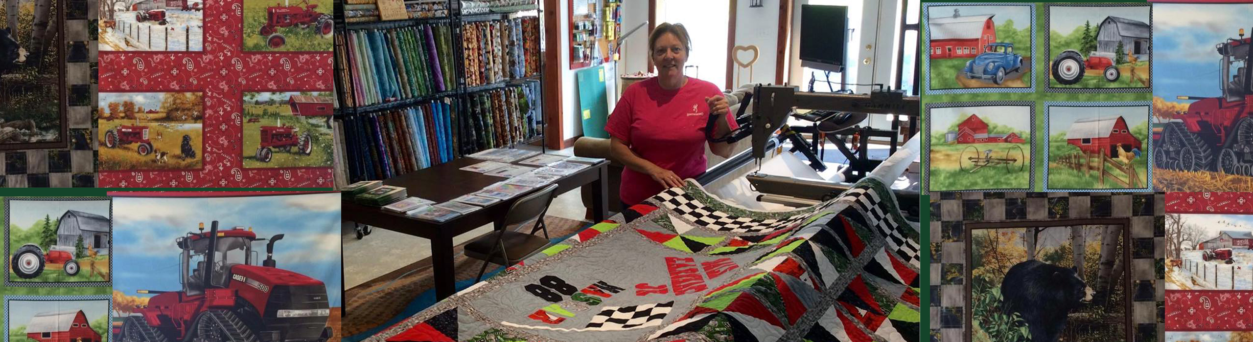 Majestic Touch Quilt Shop